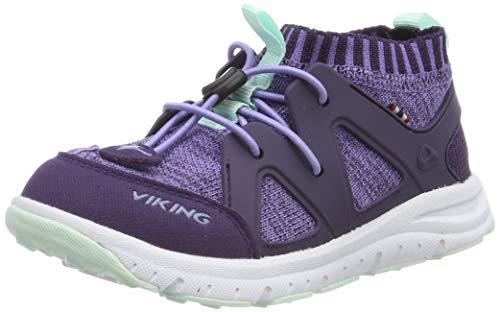 viking Unisex-Kinder BROBEKK Cross-Trainer, Violett (Purple/Violet 1621), 31 EU
