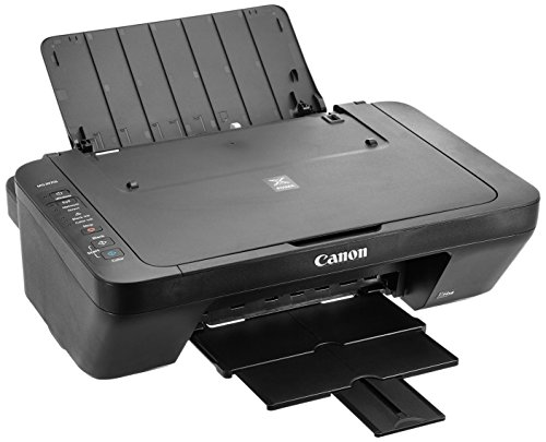 Canon Pixma MG 3070S All-In-One Color InkJet Printer (Black)