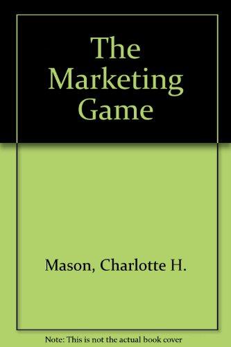 The Marketing Game