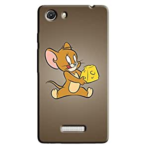 CUTE JERRY BACK COVER FOR MICROMAX UNITE 3