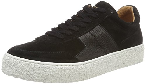 SELECTED FEMME Slfdina Suede Trainer B, Sneakers Basses Femme