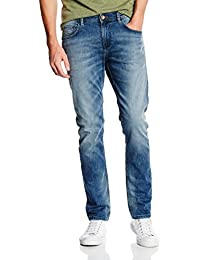 TOM TAILOR Denim Herren Jeanshose Piers Super Slim