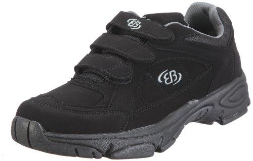 Bruetting Hiker V, Chaussures de Marche Nordique Homme, Noir (Schwarz/Grau), 39 EU