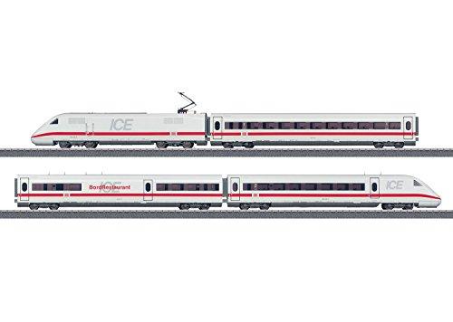418TSAUyesL - Märklin Start up 36712 - Hochgeschwindigkeitszug ICE 2, DB AG, Spur  H0