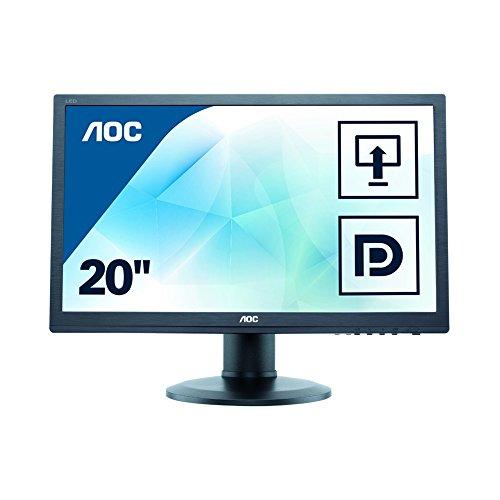 AOC Pro-line M2060PWQ 19.53-Inch 1920 x 1080 LED Monitor - Black