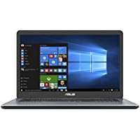 "Asus R702UA-BX454T PC Portable 17"" (Intel Pentium, Disque Dur 1 To + SSD 128 Go, 8 Go de RAM, Windows 10) Clavier AZERTY Français"