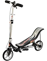 Space Scooter Push Board Pump Action Kinderroller