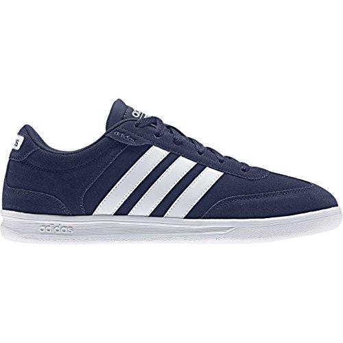 adidas Herren Cross Court Gymnastikschuhe Blau Azumis/Ftwbla, 42/43 EU -