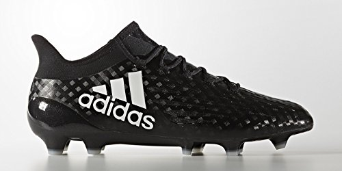 adidas X 16.1 Fg, Chaussures de Foot Homme Black