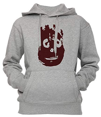 Wilson!! Unisex Herren Damen Kapuzenpullover Sweatshirt Pullover Grau Größe XXL Unisex Men's Women's Hoodie Grey XX-Large Size XXL