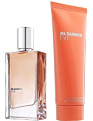 Jil Sander Damendüfte Eve Geschenkset Eau de Toilette Spray 30 ml + Body Lotion 75 ml 1 Stk.