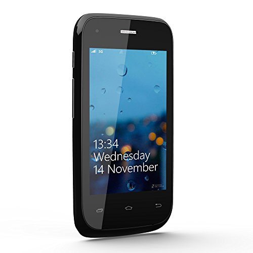 MTECH SHARP :16 GB BLACK 3.5 INCH TOUCH MOBILE WITH INBUILT FB