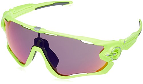 Oakley Herren Sonnenbrille Jawbreaker Gelb (Amarillo)