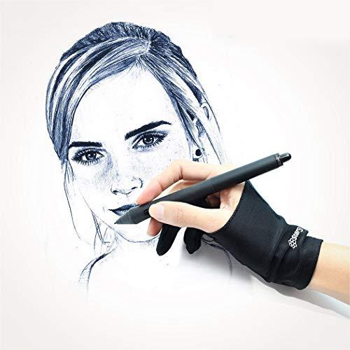 Stargoods Guantes para Dibujo Digital y Artista Gráfico - Set de 2 para Mujer
