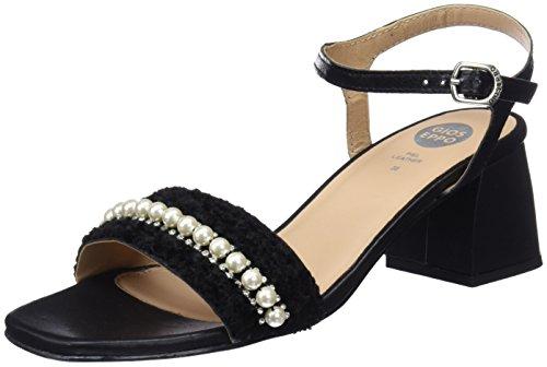 Gioseppo 45342, Zapatos tacón Punta Abierta Mujer