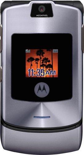 RAZR V3i (EU) (EU, Silver) Motorola Razr V3 Razor