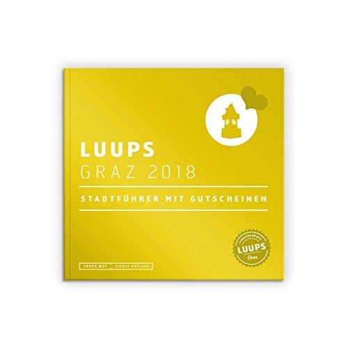 LUUPS Graz 2018: Stadtführer mit Gutscheinen
