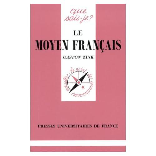 Le moyen français