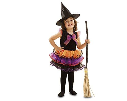 My Other Me - Disfraz de brujita fantasía, para niños de 1-2 años (Viving Costumes MOM02737)
