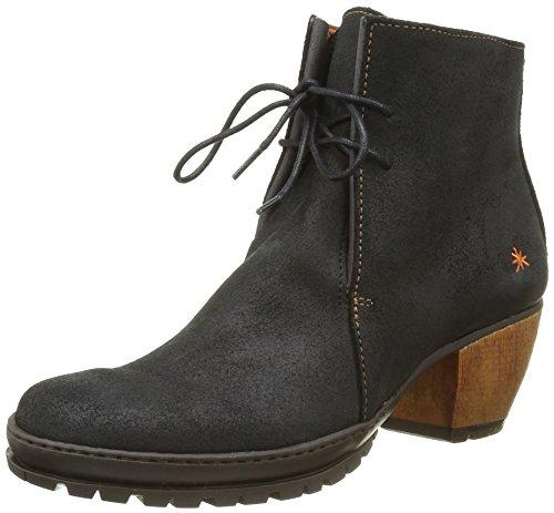 ArtOslo 529 - Stivali classici alla caviglia Donna , Nero (Black (nero)), 36