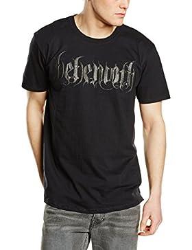 Behemoth - Logo (T-Shirt Unisex Tg. M) [Italia]