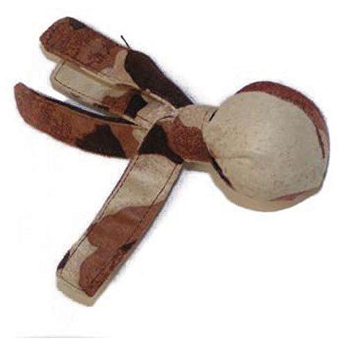 Pen Plax cat814camuflaje manta de peluche, color marrón