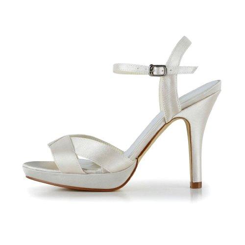 Jia Jia Wedding 37060 Scarpe Sposa Scarpe col tacco donna Sekt