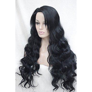 hjl-lace-front-chaleur-de-haute-qualit-conviviale-cheveux-synthtiques-noirs-onduls-longue-pleine-per