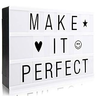 ... Dekoration Wohnung Modern Bilder · RTjoy A4 Freien Kombination  Filmische Licht   Box Mit 90 Buchstaben, Ziffern Und Zeichen