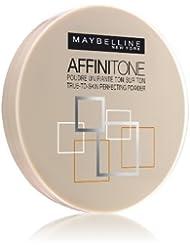 Gemey-Maybelline - Affinitone  - Poudre compacte  - 21 beige dore