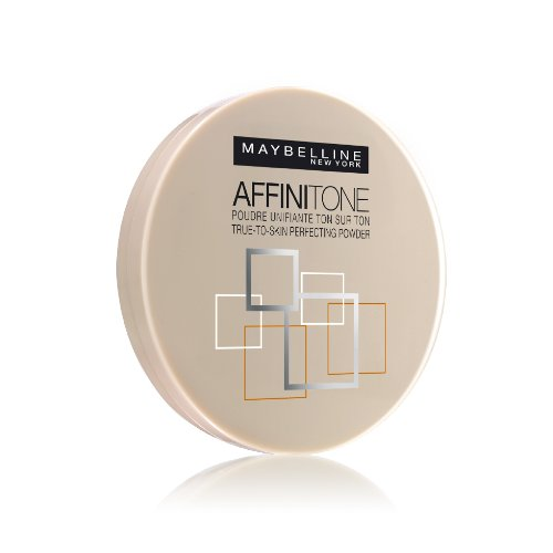Maybelline New York Affinitone - Poudre compacte - 09 rose pale