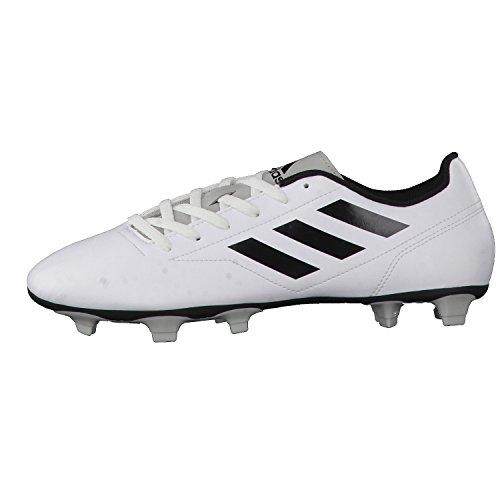 adidas Conquisto Ii Fg, Chaussures de Football Homme Multicolore (Ftwr White/core Black/grey Two F17)