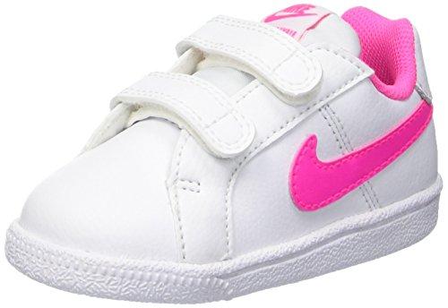 Nike Court Royale Tdv, Chaussures Premiers Pas pour Bébé Fille