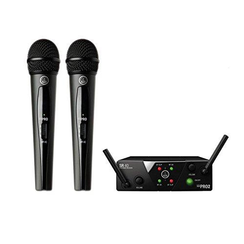 AKG WMS 40Mini Dual Vocal Set ISM
