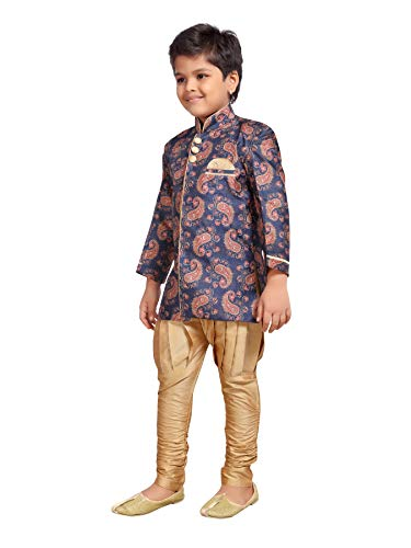 Kidling-kids-festive-and-party-wear-Sherwani-set-for-boys