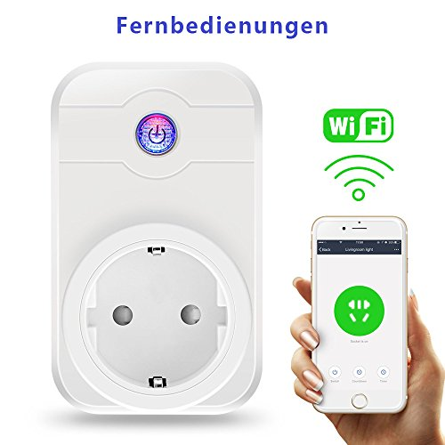 Wireless Steckdose mit Alexafunktion