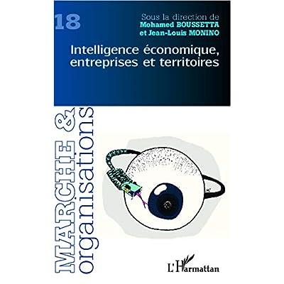 Intelligence économique, entreprises et territoires