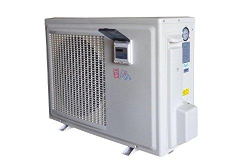 Pompe à chaleur pour piscine NRJ-100 12,3kW / 80 m3