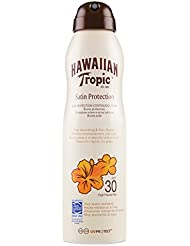 Hawaiian Tropic Brume Lotion Protectrice Satin SPF 30-220mL