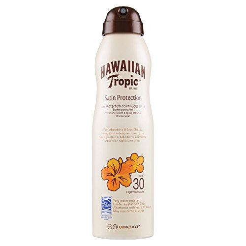 Hawaiian Tropic Satin Protection Ultra Radiance SPF 30 Sun Loción - 220 ml
