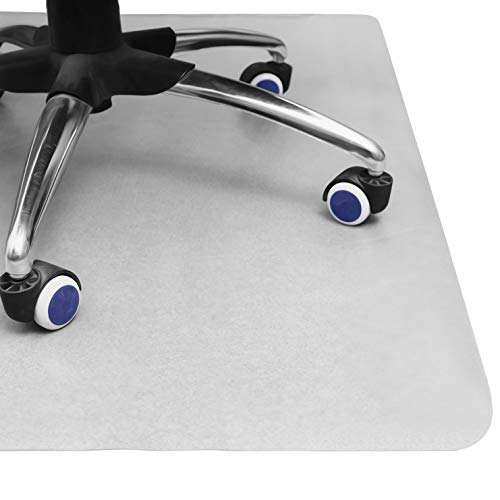 Alfombra para Silla de Oficina - Protector Suelo Antideslizante 2mm de Grosor - 91,5cm x...