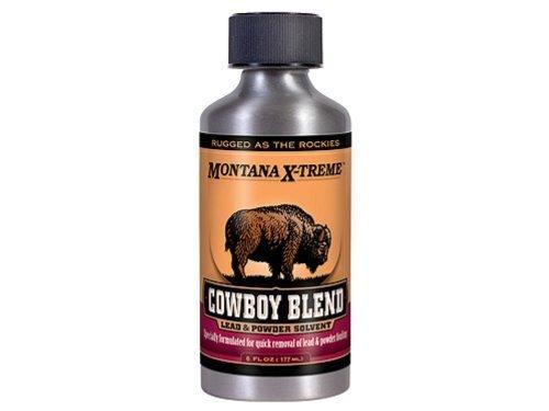 Montana X-Treme Cowboy Blend6 oz Bottle by WESTERN POWDERS, INC/ACCURATE POWDER