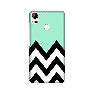 Yashas High Quality Designer Printed Case & Cover for HTC Desire 10 Pro (Art Pattern)