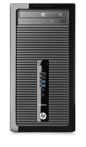 HP Prodesk 400 G1 MT D5T94EA Desktop-PC (Intel Core i3-4130 mit , Intel HD-Grafikkarte 4400 (3,4 GHz, 3 MB Cache, 2 Kerne))