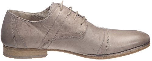 Goldmud Bering, Chaussures à lacets homme Taupe