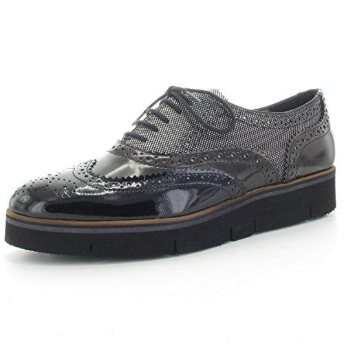 Maripé , Sneakers Basses femme noir/gris