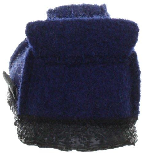 Nanga 0011 Ritter, Chaussons garçon Bleu-TR-SW76