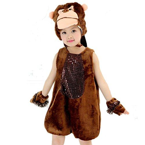 Kostüm Für Elf Verkauf - Wgwioo Kindergarten Kindertanz Tanz Kleidung Leistung Kostüme Klassische Jungen Mädchen Tragen Kinder Bühnenschüler Gruppen Team, 11#, M