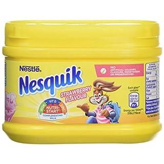 Nesquik Powder Strawberry, 300 g (Pack of 10)