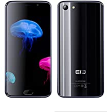 ELE Elephone S7 Smartphone Android 6.0 (5.5inch FHD Pantalla, Helio X20 Deca Core, 4GB Ram, 64GB Rom, Cámara 13.0MP, Marco del Metal, Huella Digital)